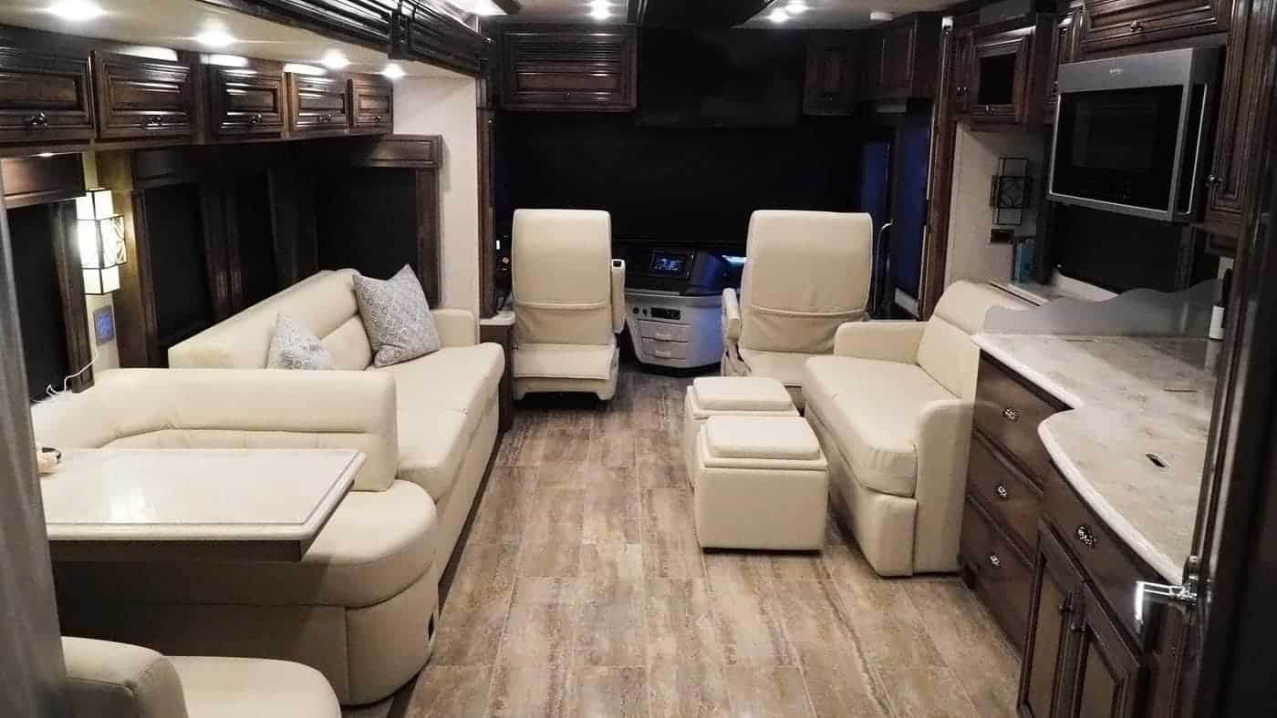 RV Interior Remodel Near Me
