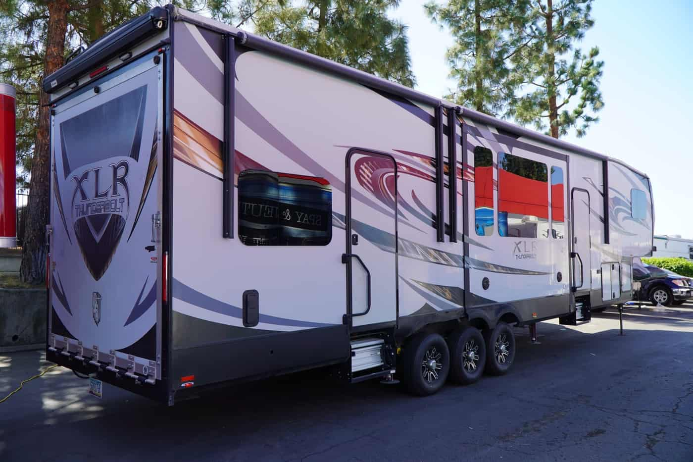 Travel Trailer Repair Near Me